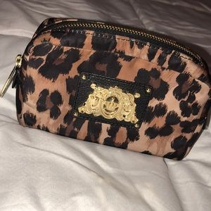 Juicy Couture Make - Up Travel Bag